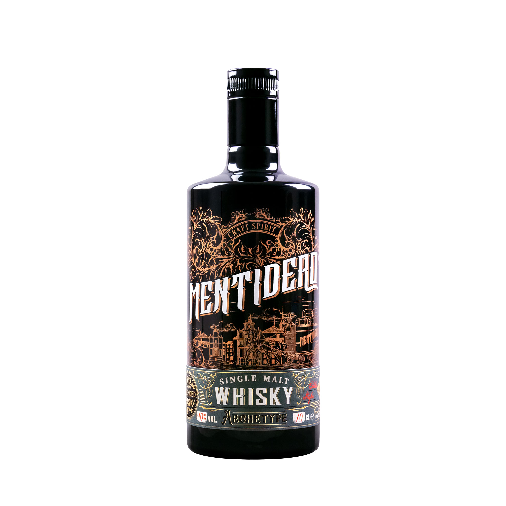 MENTIDERO Archetype Whisky Craft