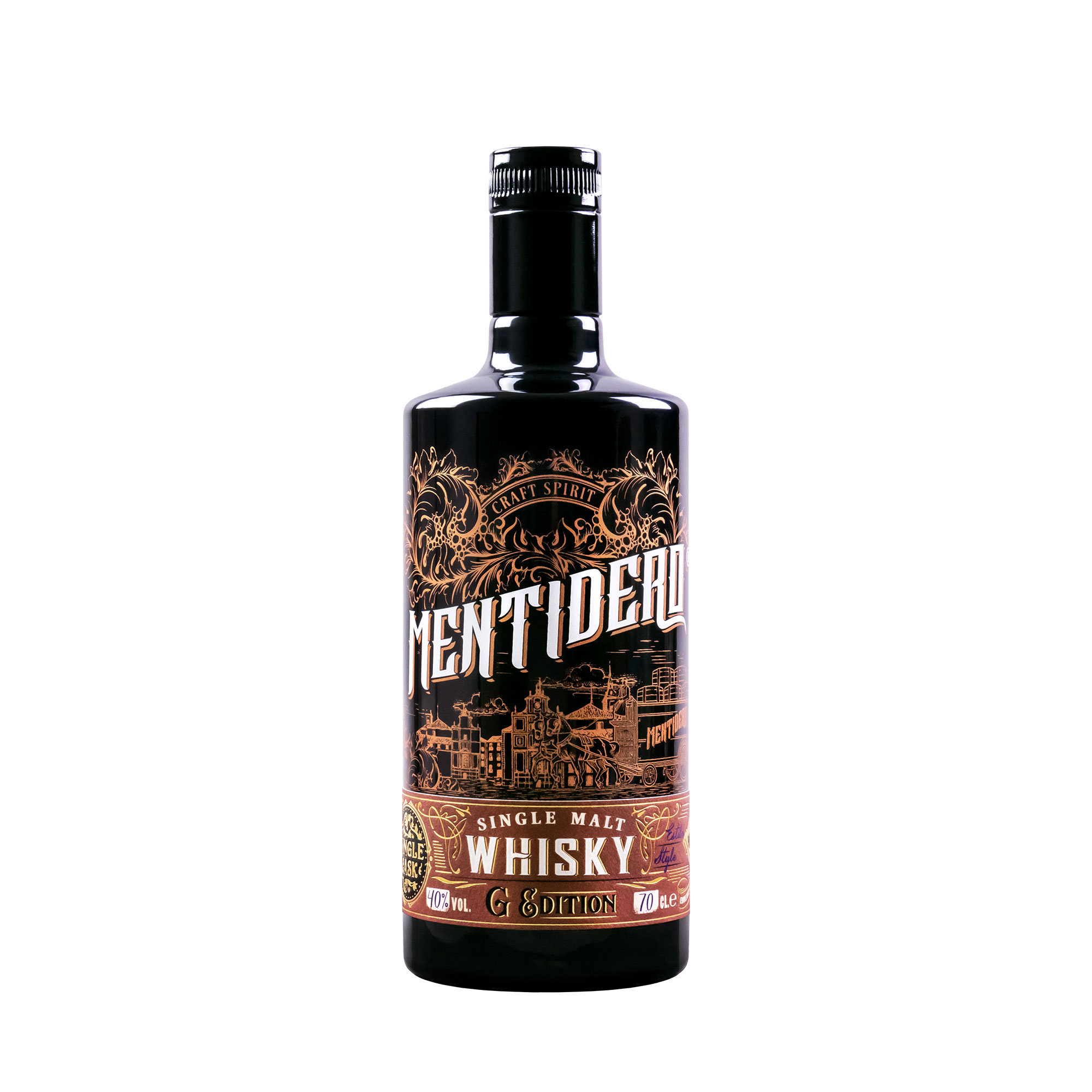 MENTIDERO G Edition Whisky Craft