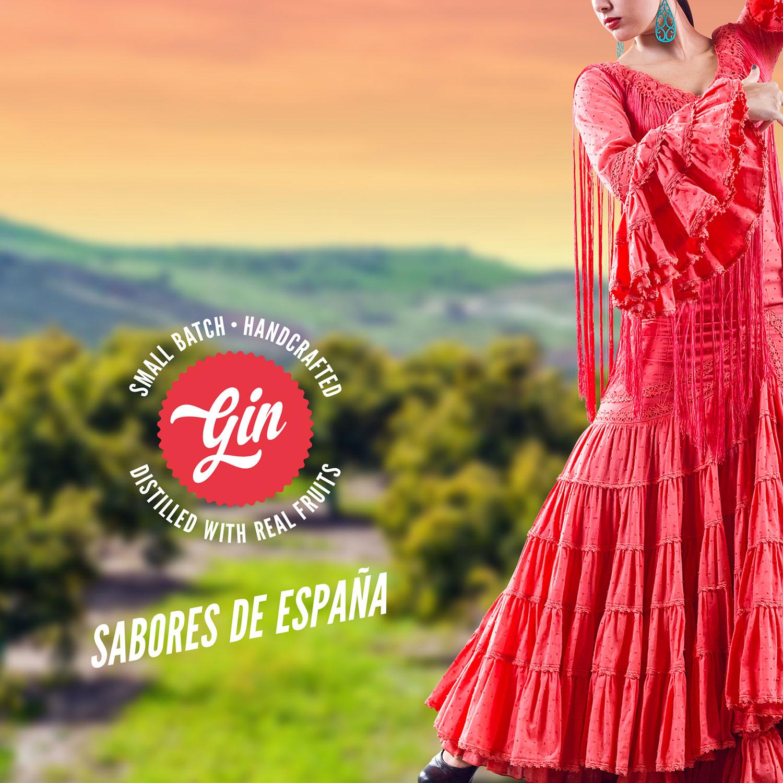 Lola y Vera Craft Gin – Colección sabores de España