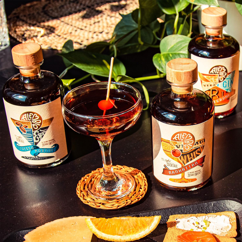 alembiq manhattan cocktail 4