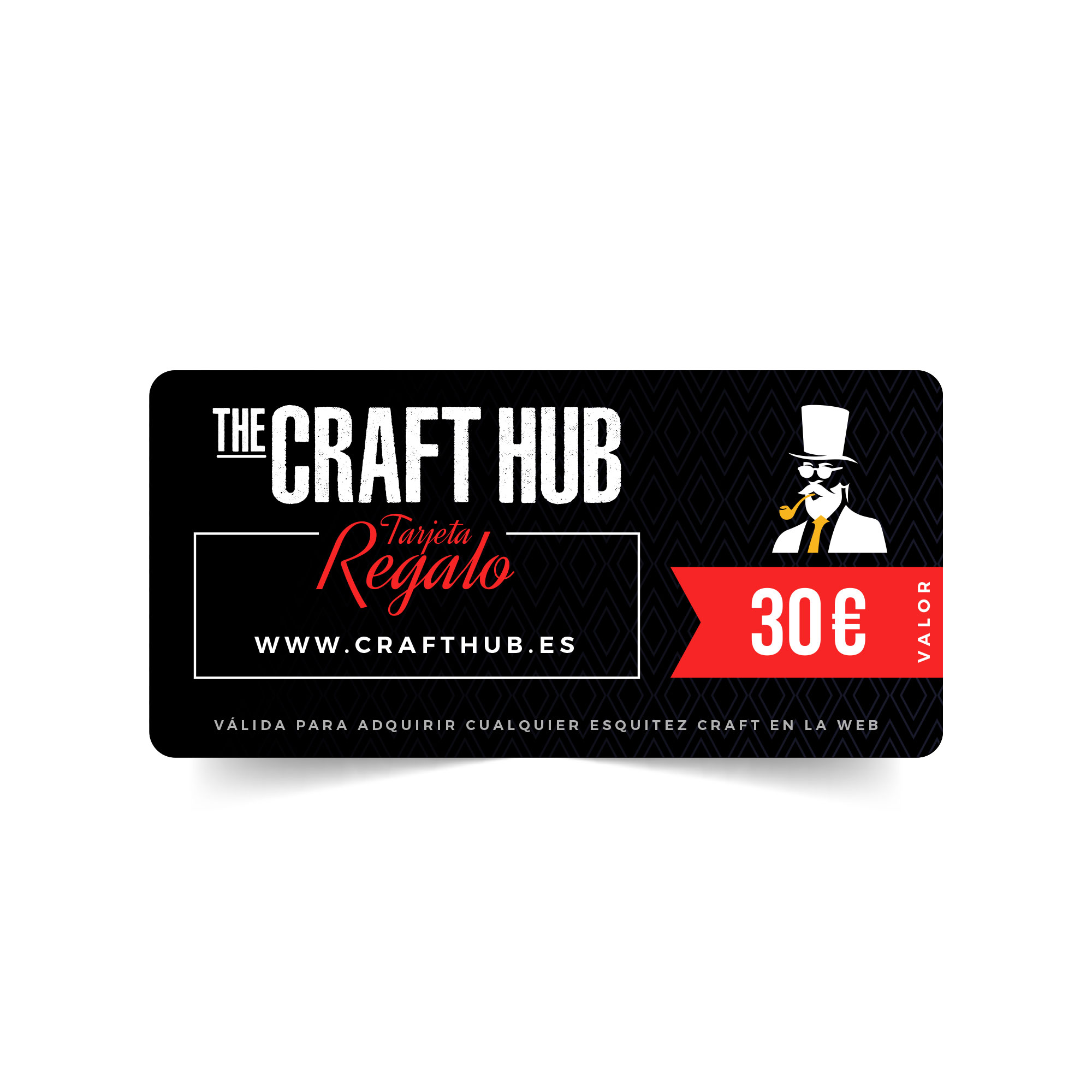 TARJETA REGALO THE CRAFT HUB