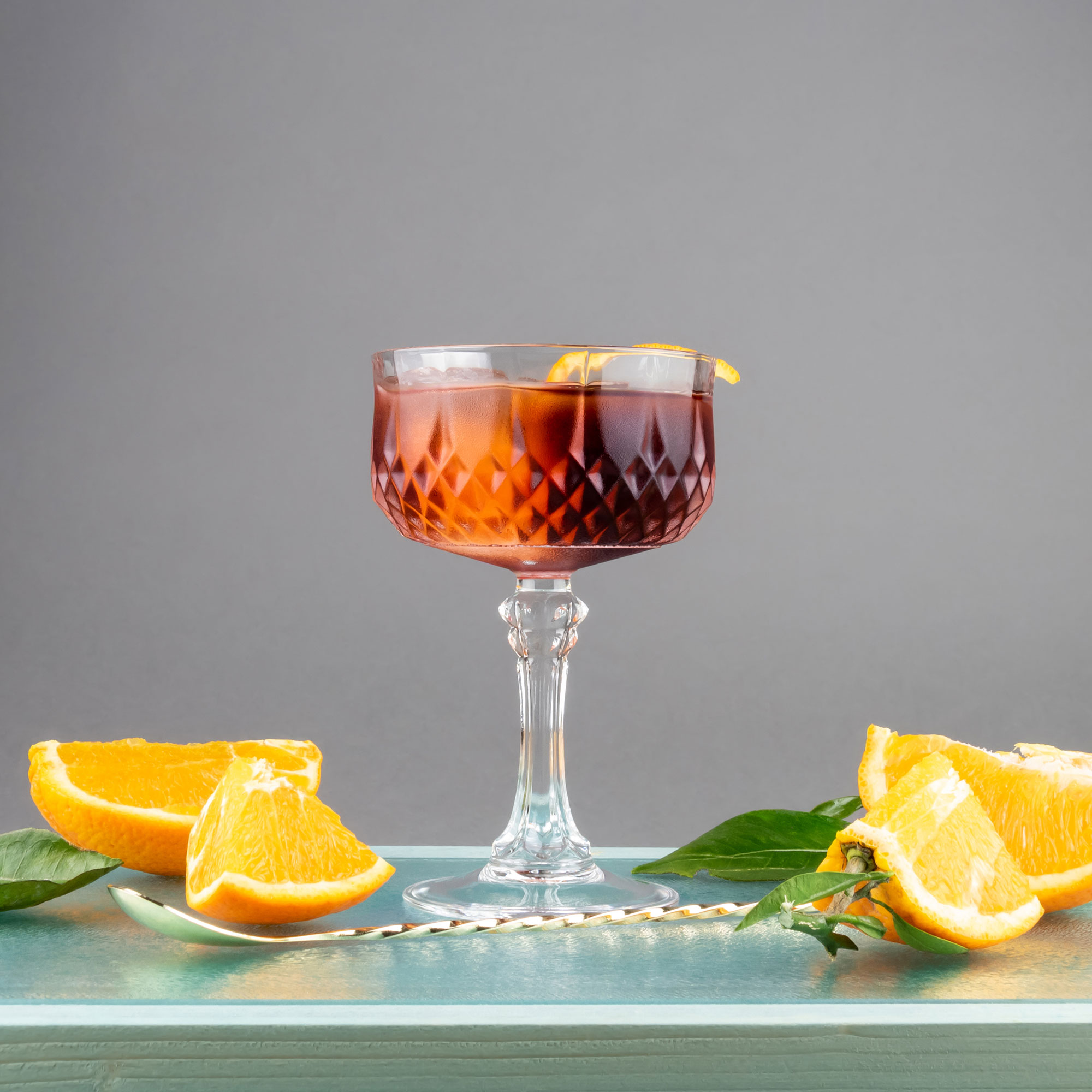 SANTAMANIA Distiller´s Negroni